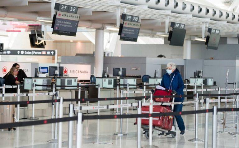 قوانین فرودگاهی کانادا